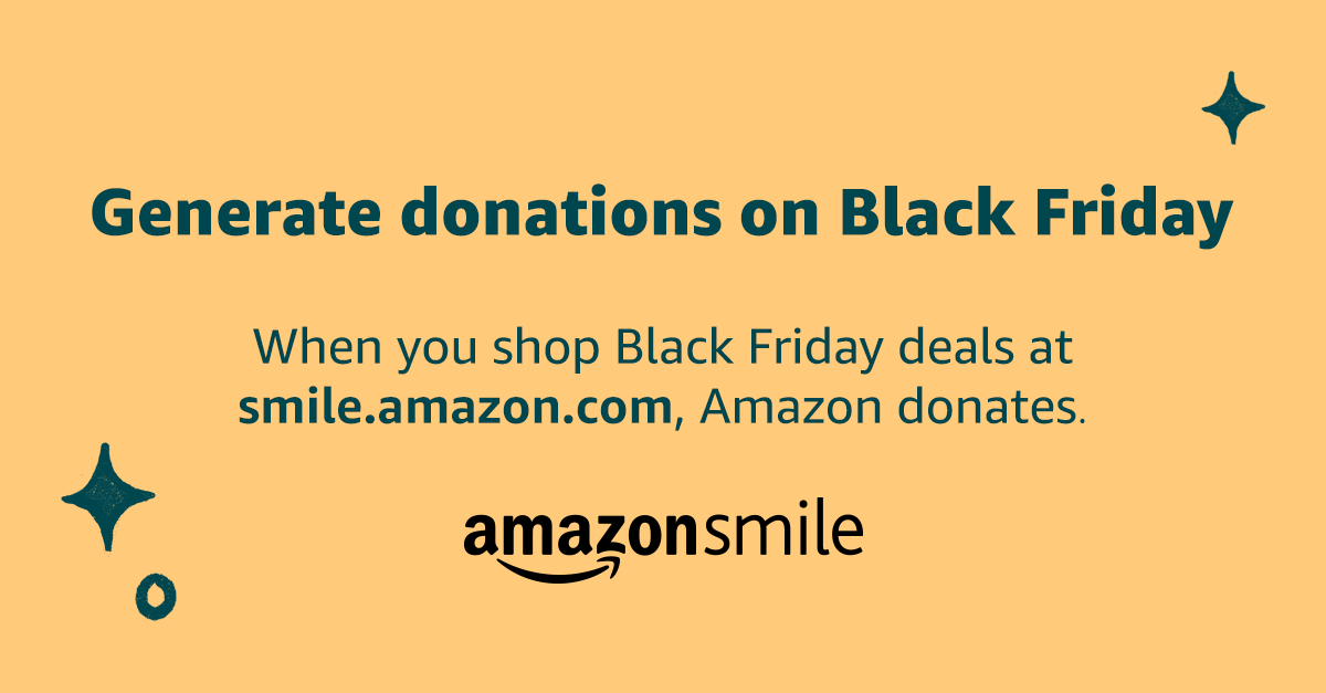 Amazon donates a percentage of its profit to E-quip Africa when you shop at Amazon Smile!